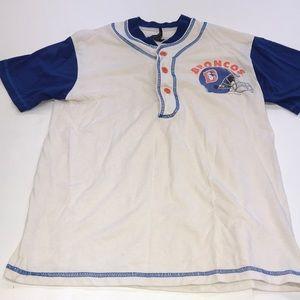 Vintage Denver Broncos shirt size men's small?